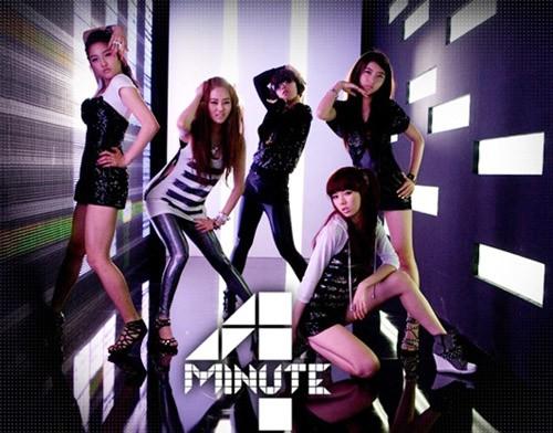 K-Pop Weekend: 4minutes-I My me Mine