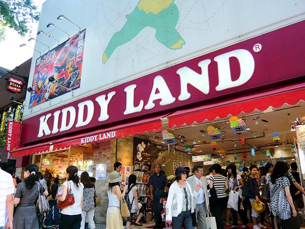 Lo más Kawaii de Japón en Kiddy Land