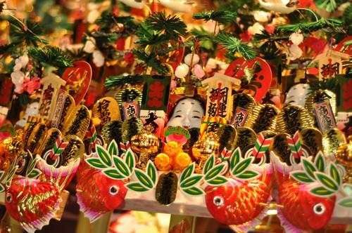 Tori no Ichi, Festival en Asakusa