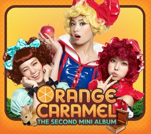 K-Pop Weekend: A~ing♡- Orange Caramel