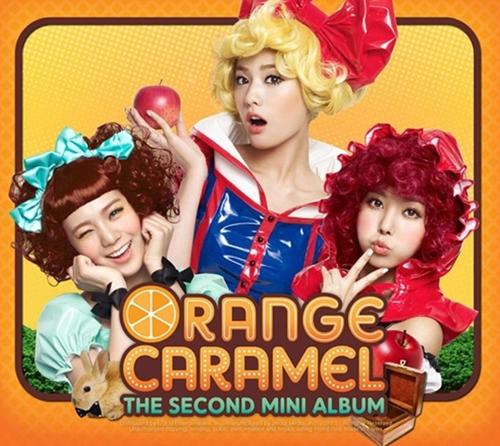 K-Pop Weekend: A~ing♡- Orange Caramel