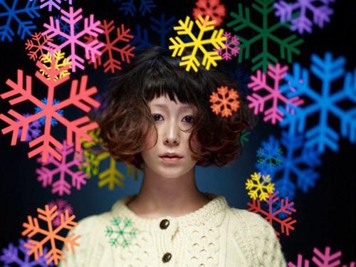 J-Pop Extra Edition: A winter fairy is melting a snowman-Kaela Kimura