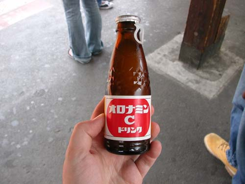 Combini Lovers: Soda Oronamin C Drink