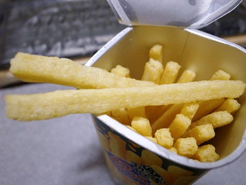 Combini Lovers: Snack de Patata con Yuzu y Guindilla