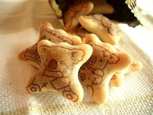 Combini Lovers: Cookies Koara Capuccino Cream