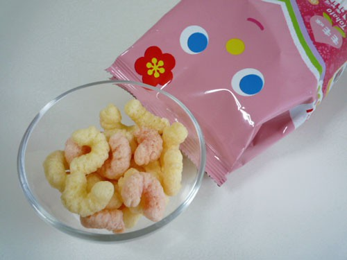 Combini Lovers: Caramel Corn Momo Hinamatsuri Edit.