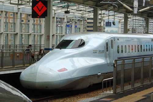 El Shinkansen Sakura