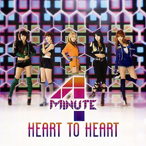 K-Pop Weekend: 4Minute-Heart to heart
