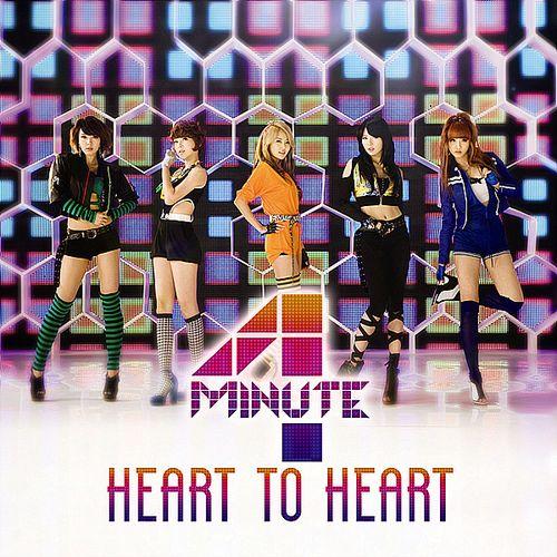 K-Pop Weekend: 4Minute-Heart to heart