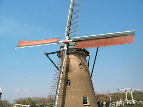 Visitando Holanda sin salir de Japón