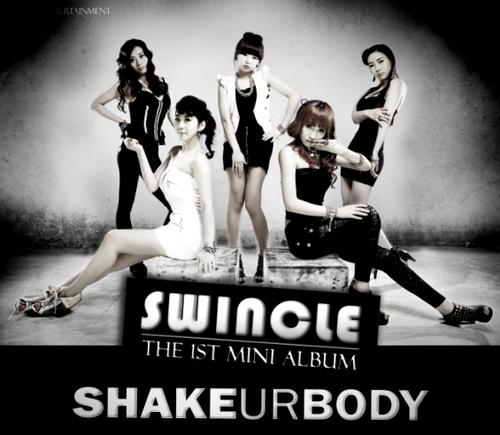 K-Pop Weekend: Swincle-Shake ur Body