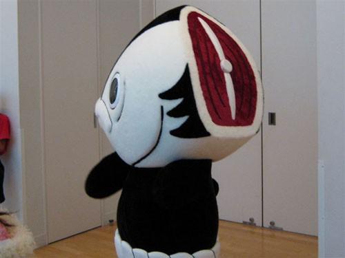 Katsuo Ningen, la mascota más grotesca de Japón