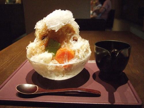 Los Kakigori de la pastelería Seijo Annya