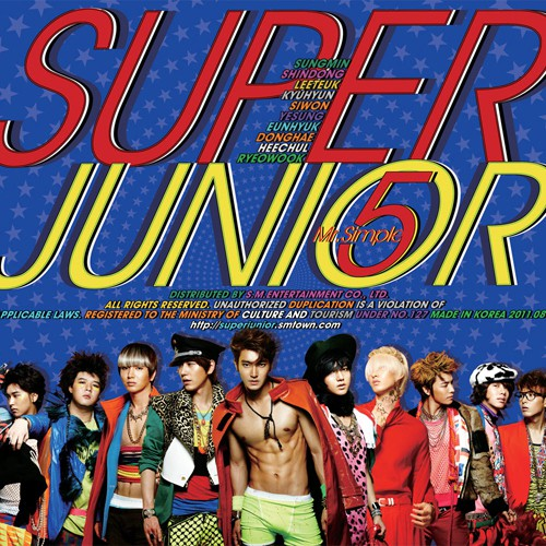 K-Pop Weekend: Super Junior-Mr. Simple