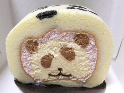 El Cake Roll Panda