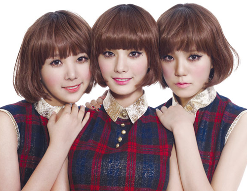 K-Pop Weekend: Shanghai Romance- Orange Caramel
