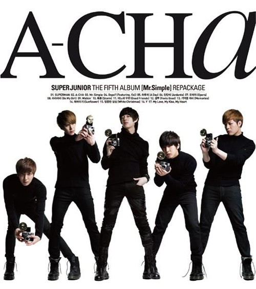K-Pop Weekend: Super Junior-A-CHA