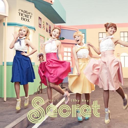 K-Pop Weekend; Secret ~ Shy Boy ~