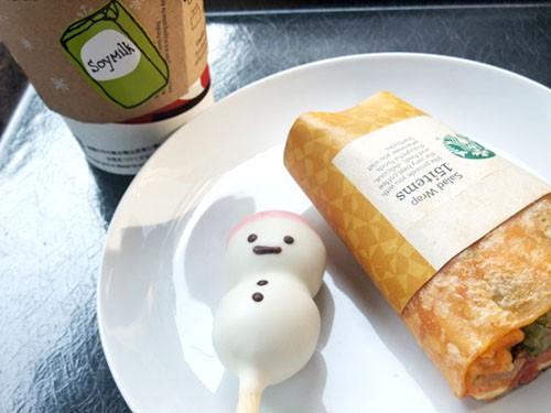 El Muñeco de Nieve de Starbucks