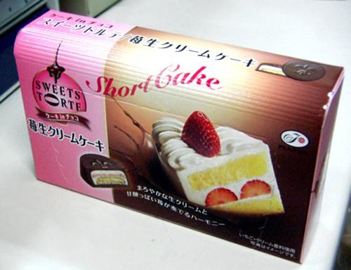 Combini Lovers: Bombones Sweets Torte de Short Cake