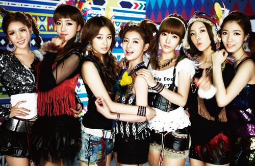 J-Pop Weekend: T-ara ~ya ya ya~ japanese & Xmas vers.