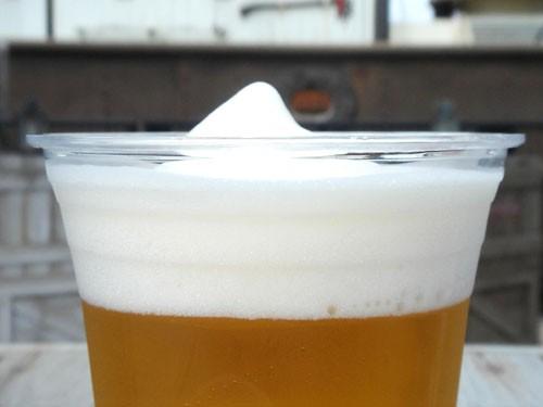 Kirin Ichiban presenta la primera cerveza con espuma helada