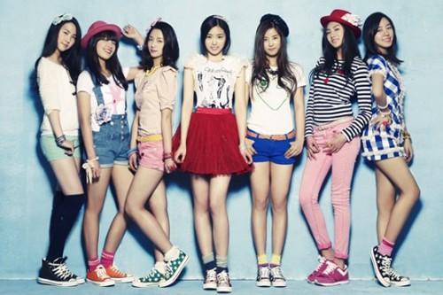 K-Pop Weekend; A Pink ~HUSH~