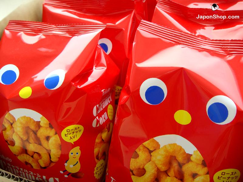 Combini Lovers: Oferta Tohato Caramel Corn