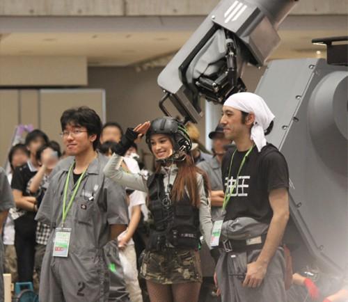 A la venta el primer Robot Gigante Japonés, Kuratasu