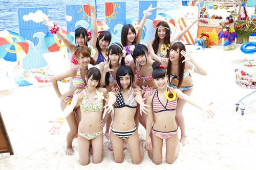 J-Pop Weekend; SUPER☆GiRLS~Puripuri ♥ samā kissu~