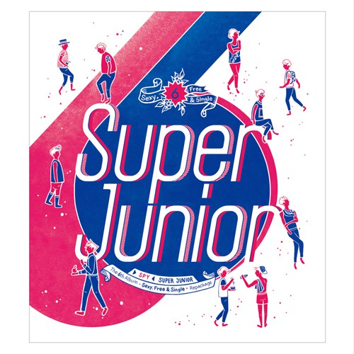 k-pop musica ocio video  K-pop Weekend; Super Junior~SPY~life