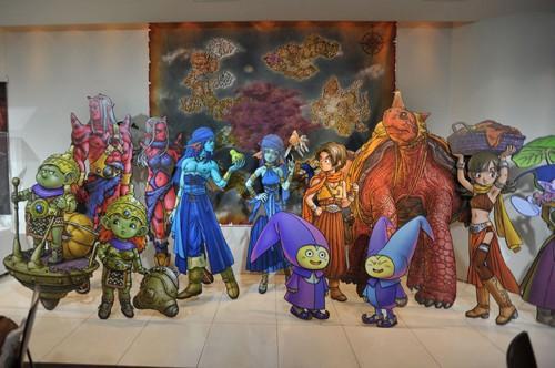 """Cafetería de """"Dragon Quest"""""""