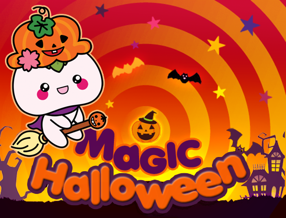 Event Magic Halloween en JaponShop.com