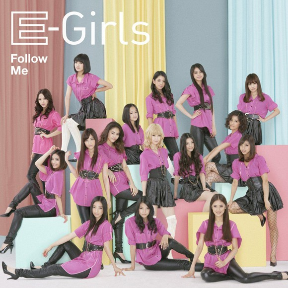 j-pop musica video  J-Pop Weekend; E-Girls ~Follow Me~