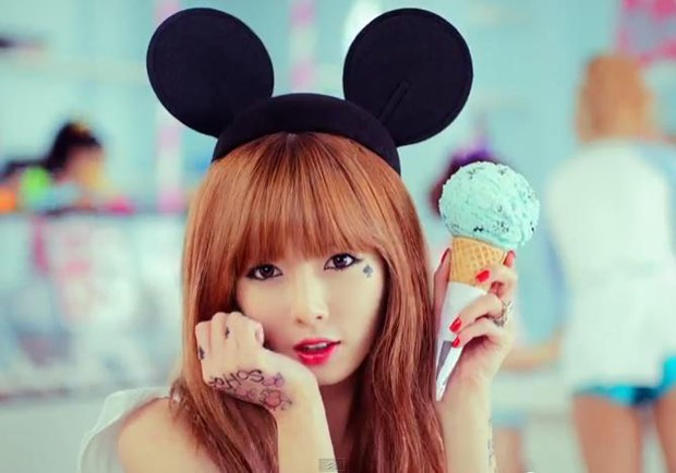 K-pop Weekend; HyunA ~Ice Cream~
