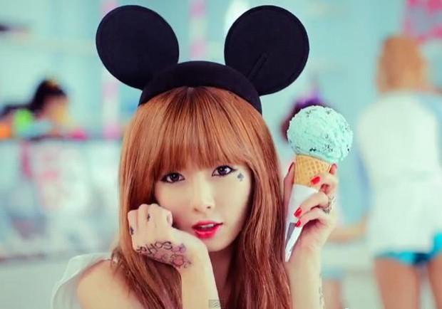 K-pop Weekend; HyunA ~Ice Cream~