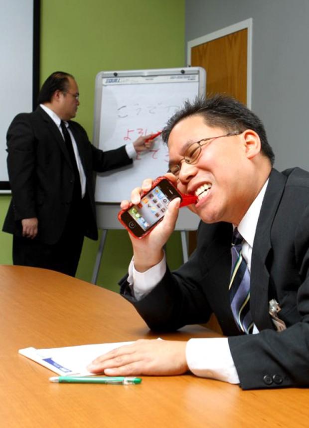 """Nuevo """"invento"""" coreano; Fundas de gominola para iPhone"""