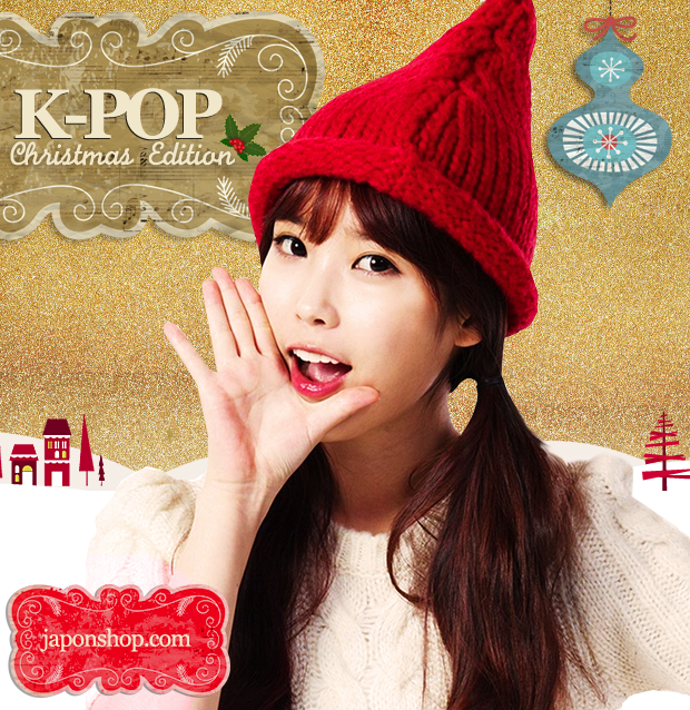 k-pop musica video  K-Pop Weekend Christmas Edition