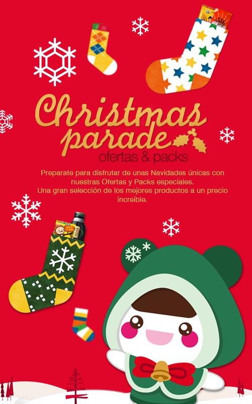 Event Christmas Parade en JaponShop.com