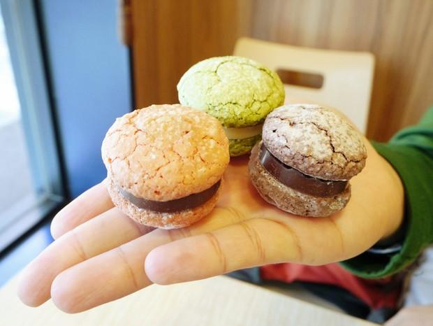 """actualidad comida curiosidades japon negocios ocio sociedad  Este San Valentín en """"Lotteria"""", hamburguesas de chocolate"""