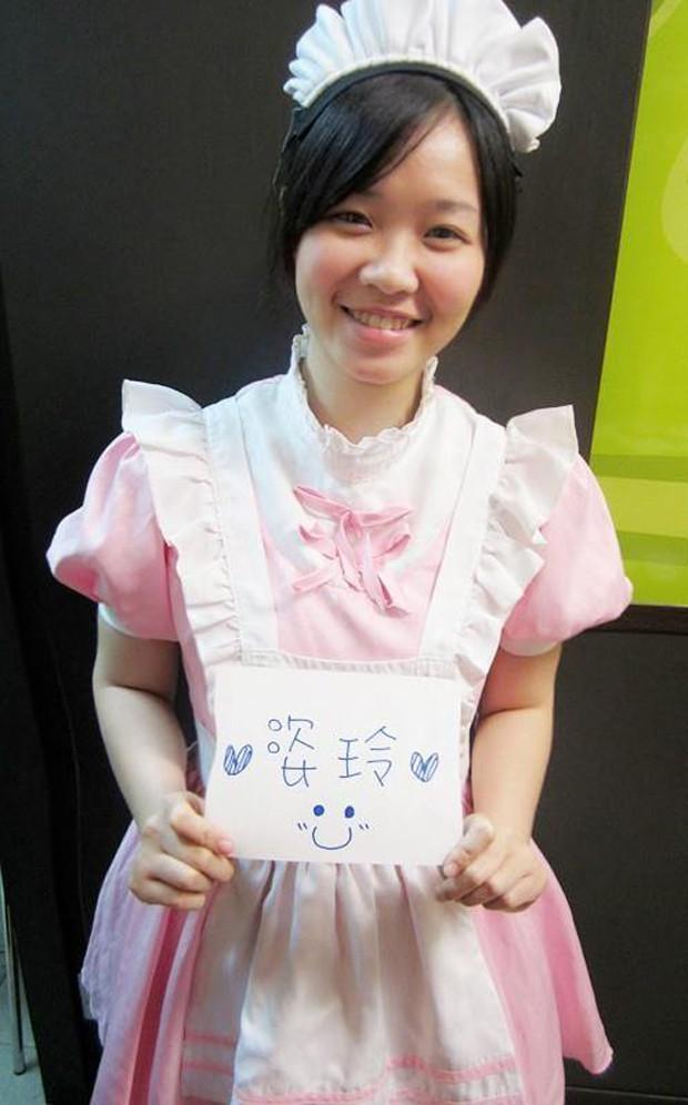 actualidad comida curiosidades japon negocios ocio sociedad  Mc Donalds Taiwan convierte sus restaurantes en Maido Cafés