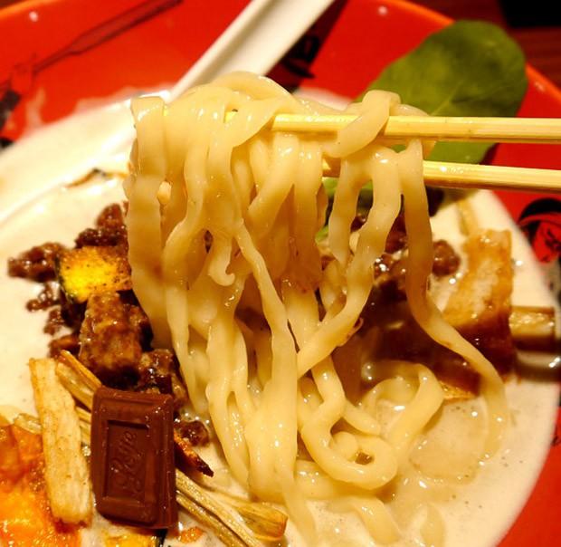 actualidad comida curiosidades japon negocios ocio sociedad tradiciones  Este San Valentín, Ramen con Chocolate. Edición 2013