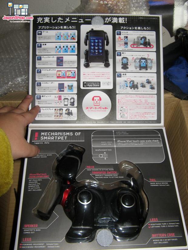 """actualidad japonshop  Ya tenemos ganadora del """"Smart Pet de Bandai"""""""