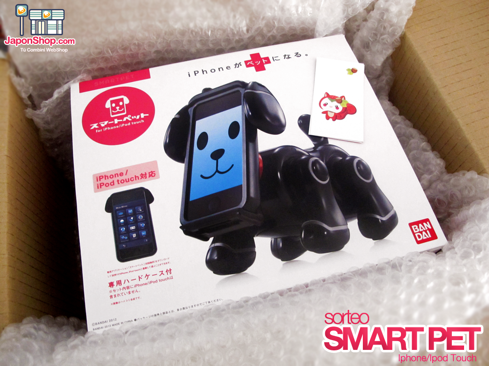 """Ya tenemos ganadora del """"Smart Pet de Bandai"""""""