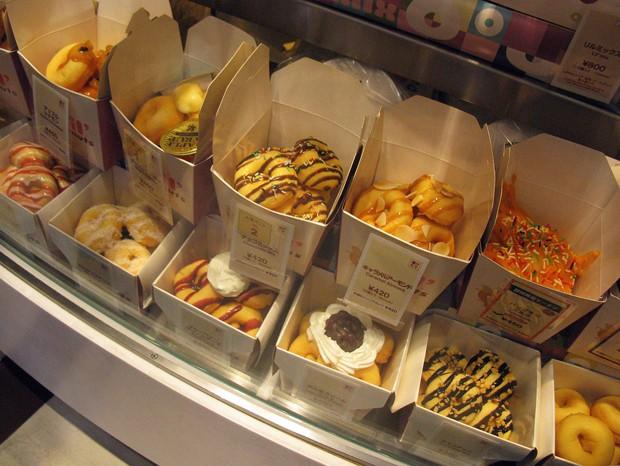 comida curiosidades japon kawaii negocios ocio sociedad  Donuts Tamagotchi.