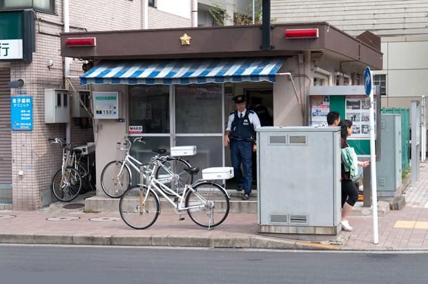 La comisaria Kameari, la más famosa de Japón