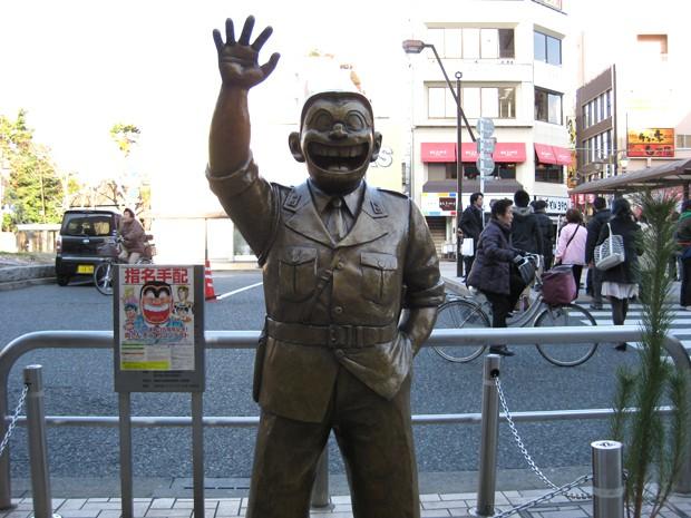 anime curiosidades japon sociedad tokyo turismo  La comisaria Kameari, la más famosa de Japón