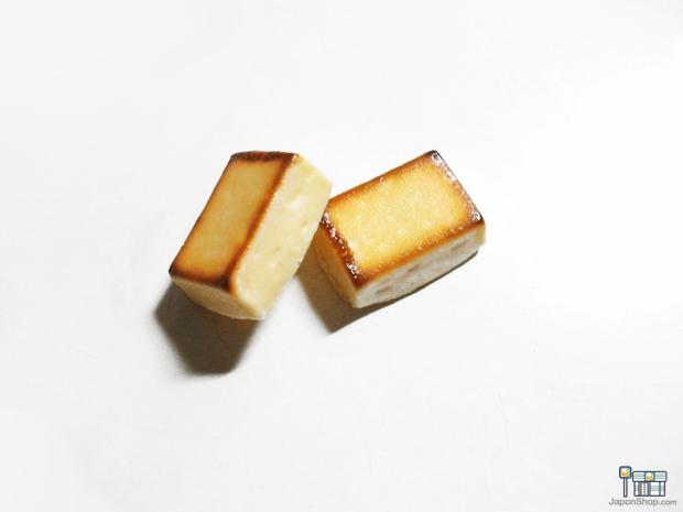 Combini Lovers comida japon japonshop spots tv video  Combini Lovers: Pasteles Brule de Crema de Leche, Caramelo y Queso Dulce