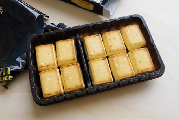 Combini Lovers: Pasteles Brule de Crema de Leche, Caramelo y Queso Dulce