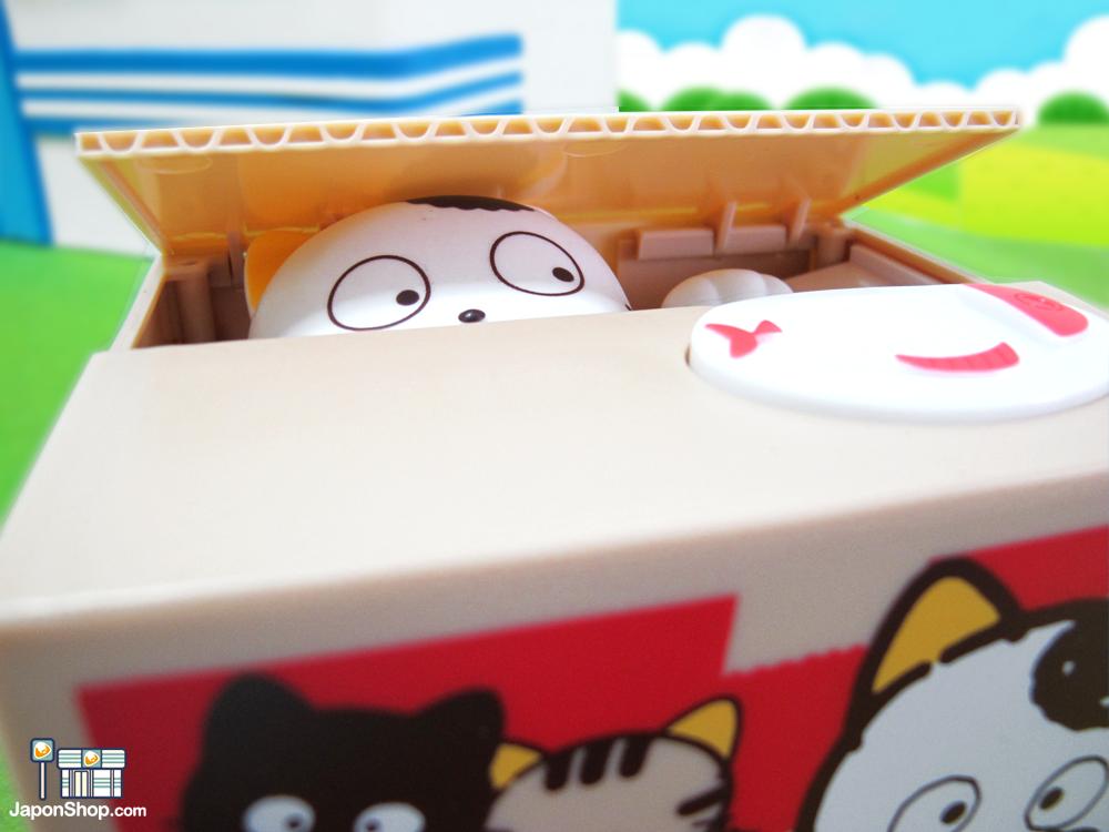 Consigue GRATIS con JaponShop.com un Robot Bank de  Tama & Friends